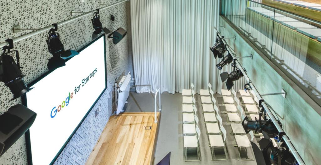 Image of Google for Startups Auditorium