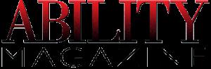 Ability Magazine Logo